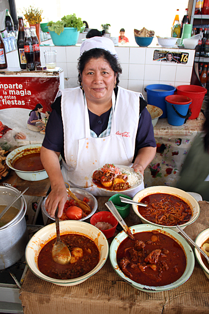 Market Food Bolivia