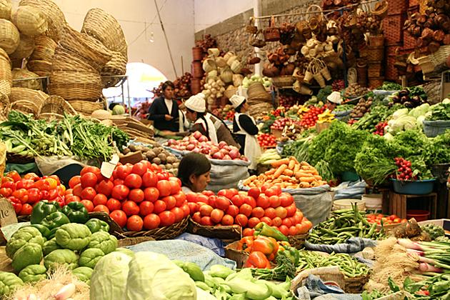 Market Sucre