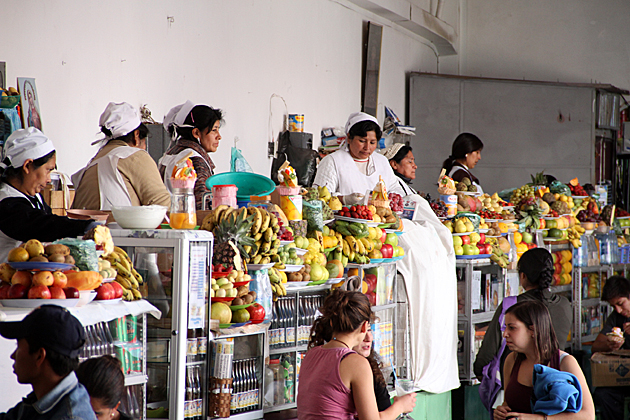 Mercado Jugos