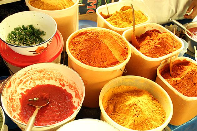 Salsas Bolivia