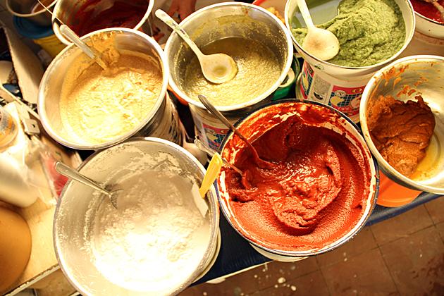 Sauces Bolivia