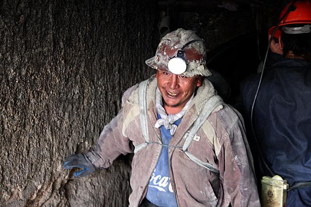 Happy Miner