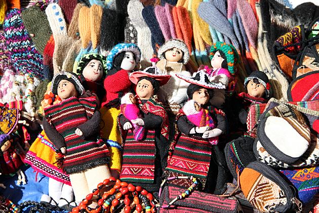 Market Dolls Sucre