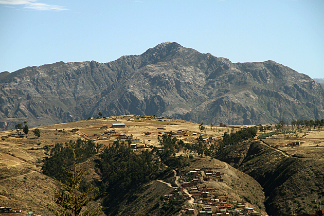 Sucre Mountains