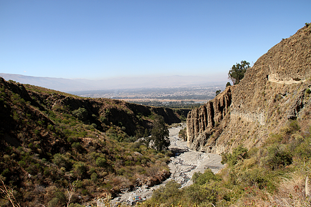Hiking Cochabamba