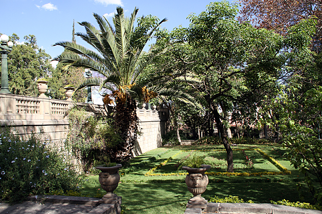 Palacio Jardin Cochabamba