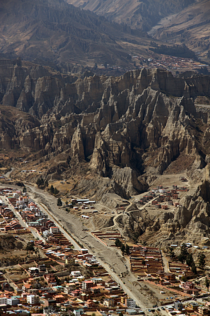 Bizarre La Paz