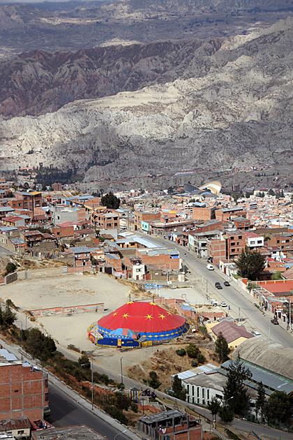 Circus La Paz