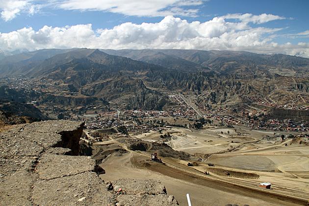 Dangours La Paz