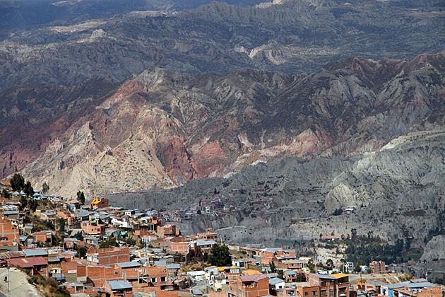 La Paz Blog