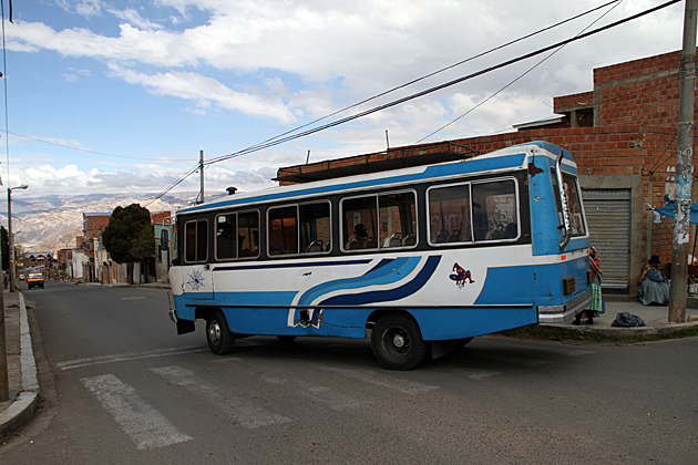 Pampahasi Bus