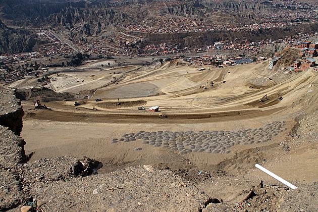 Pampahasi Landslide