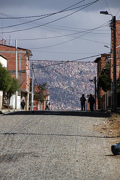Pampahasi Street