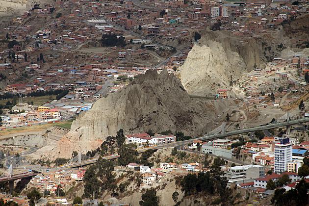 Urban La Paz