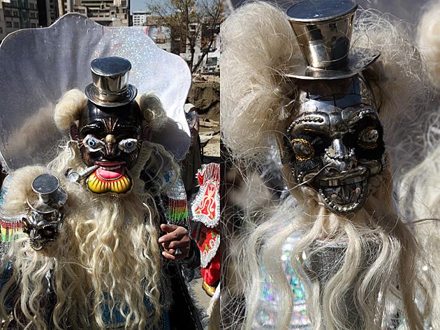 Bolivia Masks