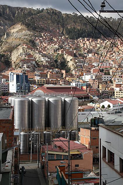 Brewery La Paz
