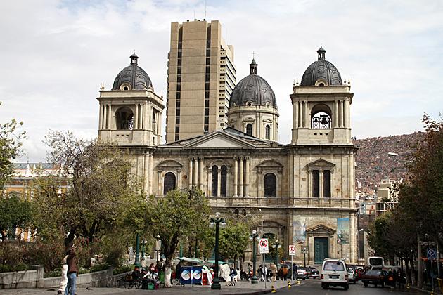 Cathedral La Paz