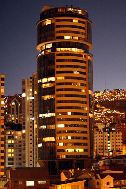 Round Tower La Paz