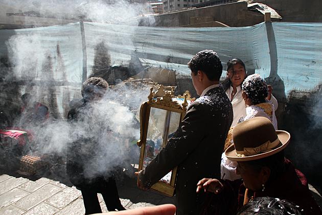 Smoke Parade