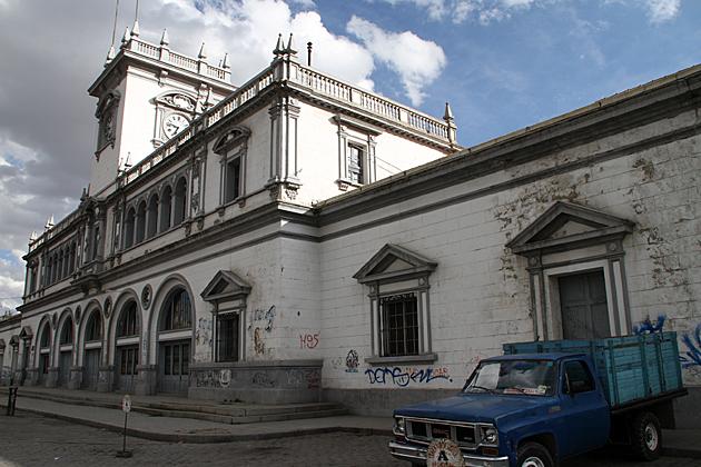 Train Station La Paz