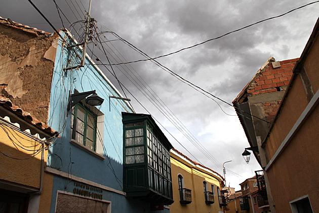 Calle Potosi