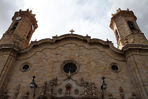 Iglesia Potosi