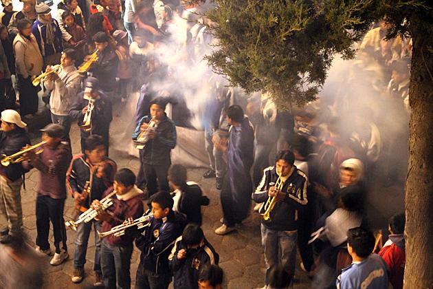 Trumpet Bolivia