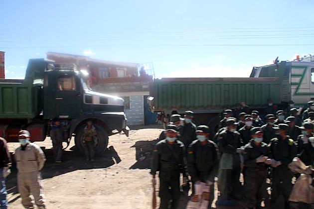 Army Bolivia