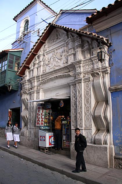 Casa 3 Puertas Portosi