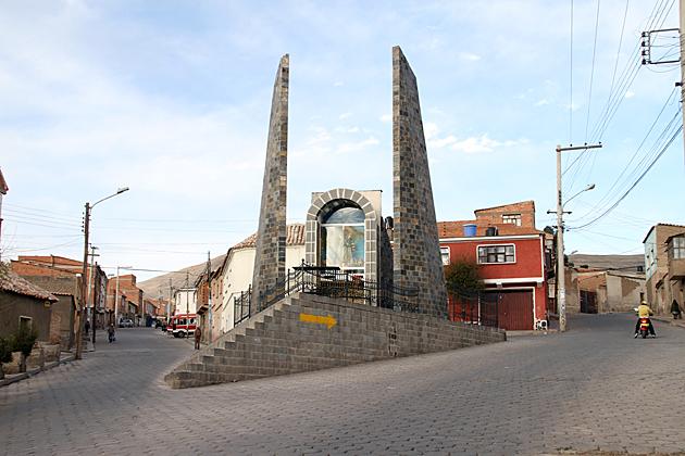 Monument Potosi