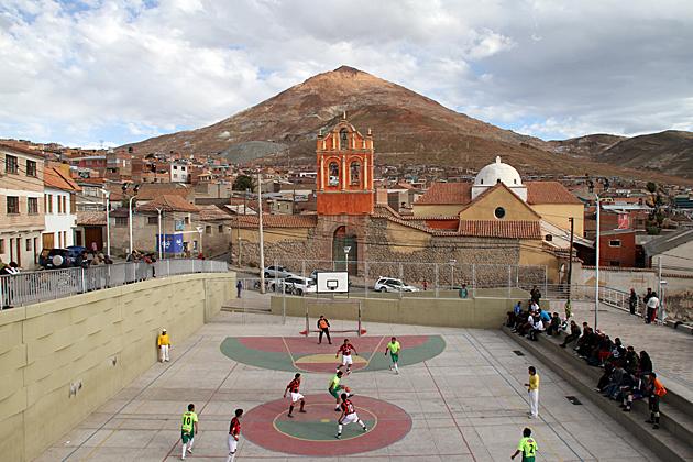 Potosi Futbol