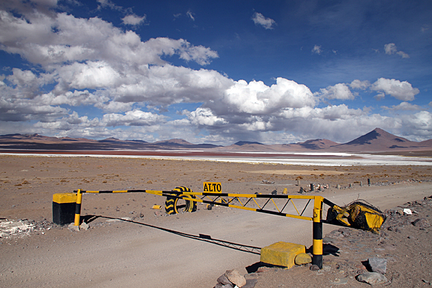 National Park Bolivia