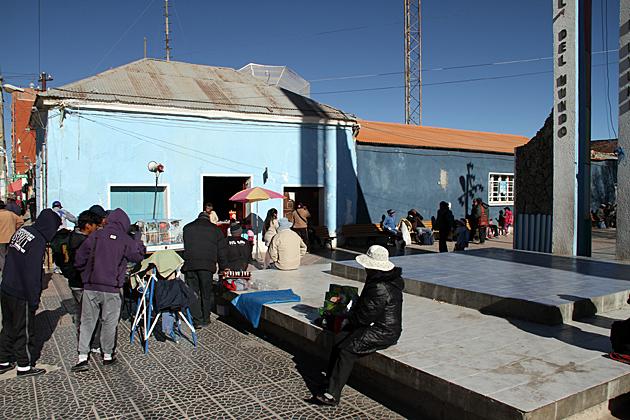 Uyuni Mercado