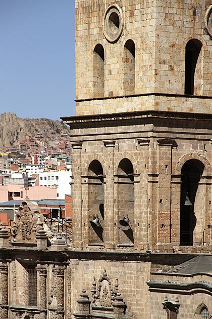 Bell Tower La Paz