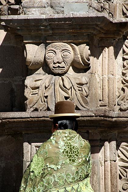 Cholita Iglesia