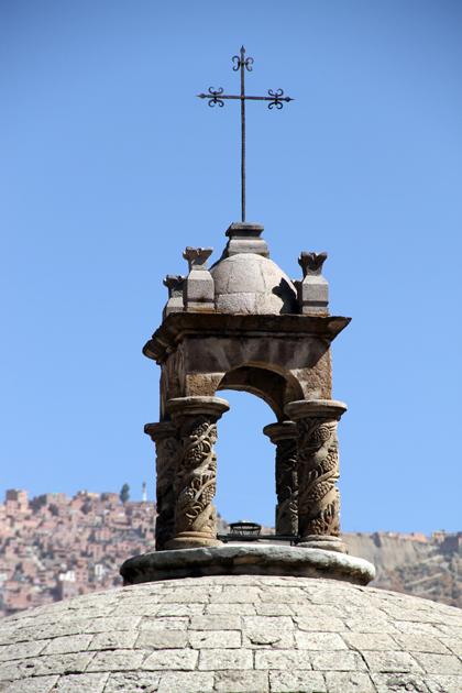 Cross Roof
