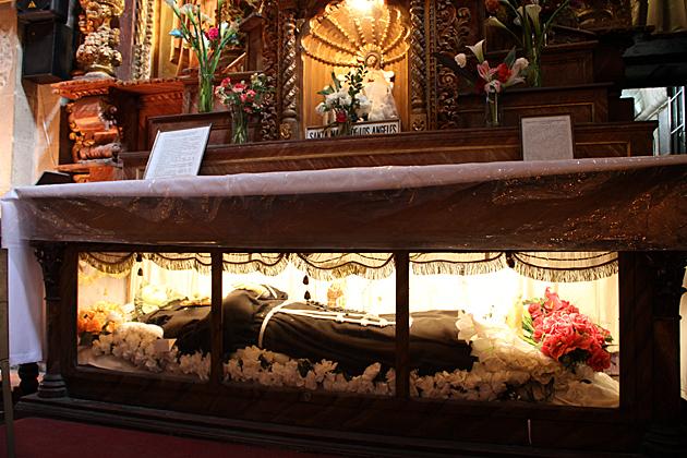 Death in La Paz