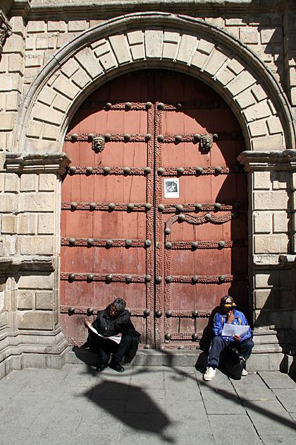 Doors La Paz