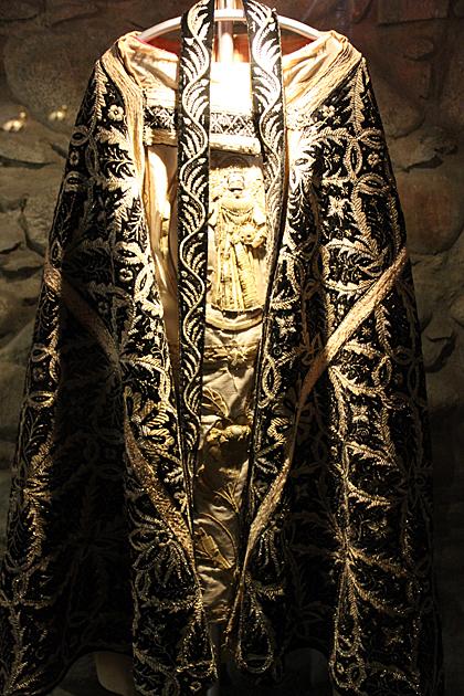 Golden Robe