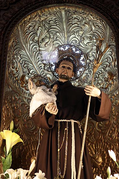 Holy Figure Bolivia