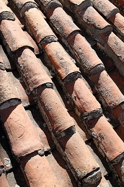 Roof Tiles La Paz