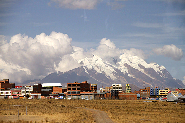 Ilimani Bolivia