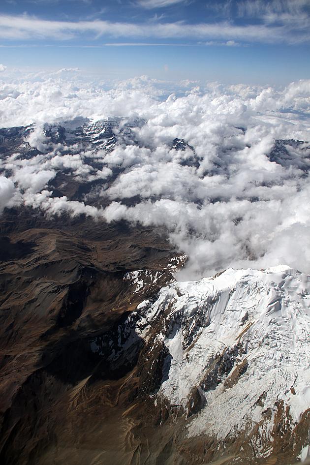 Illimany La Paz