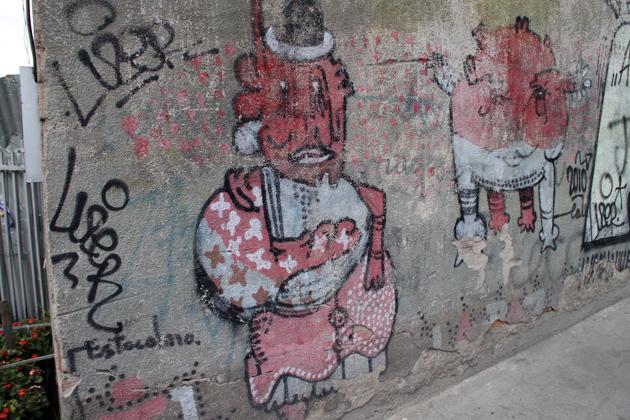 Cholita Art