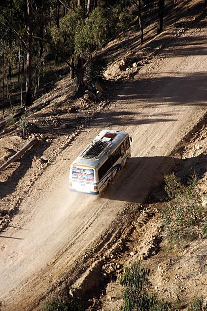 Bus To Bolivia