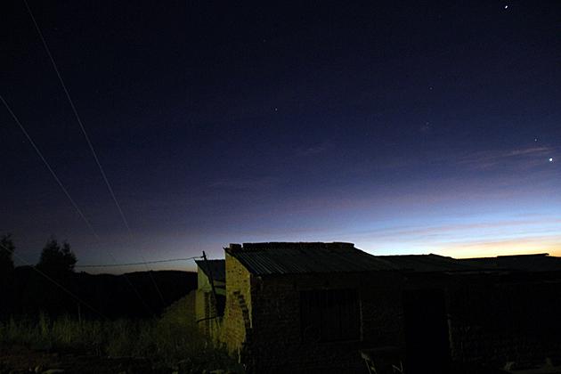 Good Morning Bolivia