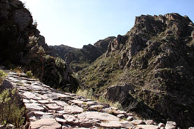 Inca Trail Bolivia