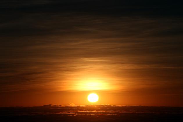 Sunrise Bolivia