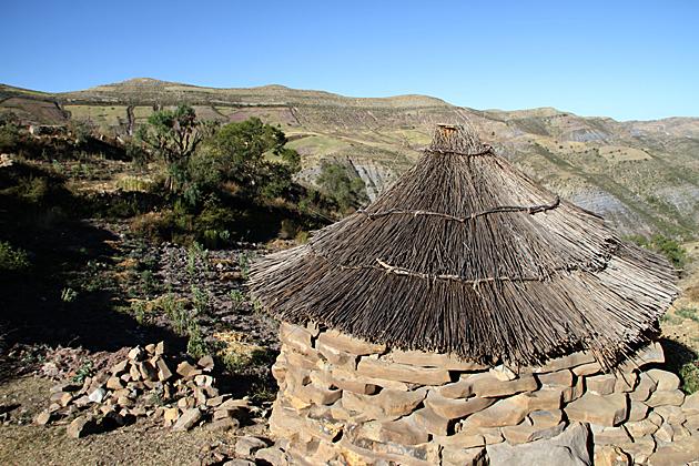 Bolivian Hut