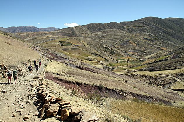 Crater Bolivia